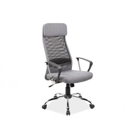 thumb Кресло Q-345 Серый 1