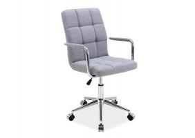 Кресло Q-022 Серый ткань