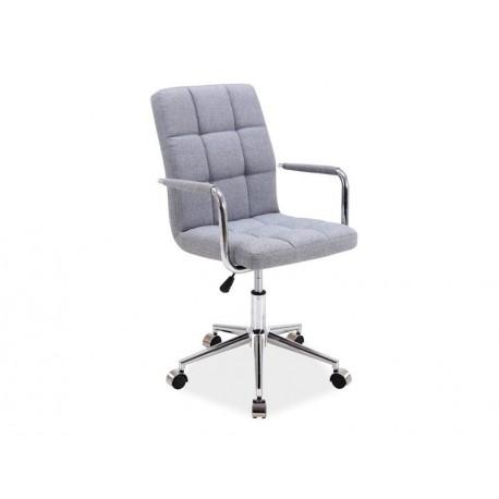 thumb Кресло Q-022 Серый ткань 1