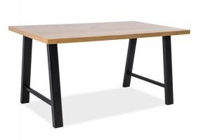 Стол обеденный Abramo Дуб 150х90