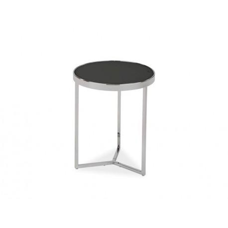 thumb Журнальный стол Delia I Черный/Хром 1