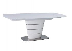 Стол обеденный Aurelio Белый лак 140(200)х100