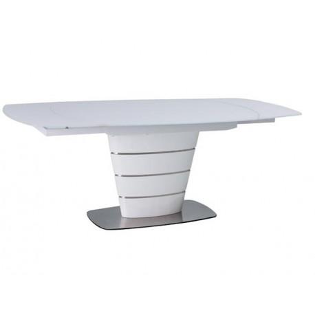 thumb Стол обеденный Aurelio Белый лак 140(200)х100 1