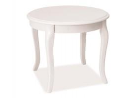 Журнальный стол Royal D Белый 60х60