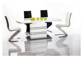 Стол обеденный Gucci Белый 140(200)х85
