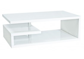 Журнальный стол Tierra 100x60х42 Белый