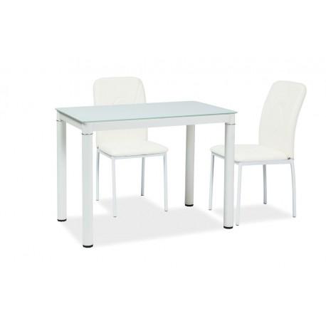 thumb Стол обеденный Galant 100 x 60 Белый 1