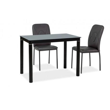 thumb Стол обеденный Galant 100 x 60 Черный 1