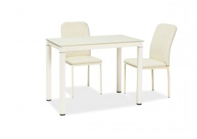 Стол обеденный Galant 100 x 60 Кремовый