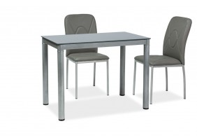 Стол обеденный Galant 100 x 60 Серый