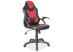 Кресло Q-100 Черный/Красный