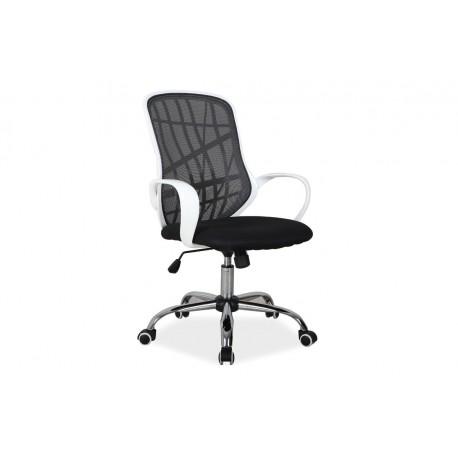 thumb Кресло Dexter Черный/Белый 1