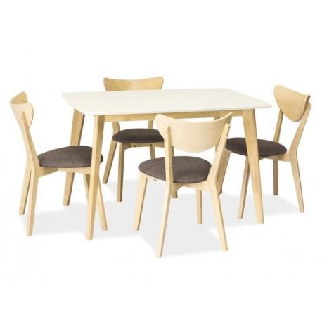 thumb Комплект стол обеденный Combo + стулья CD-37 4 шт. 1