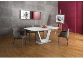 Комплект стол обеденный Armani + стулья Ricardo Бежевый 6 шт.