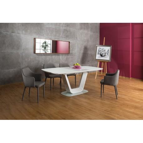 thumb Комплект стол обеденный Armani + стулья Ricardo Бежевый 6 шт. 1