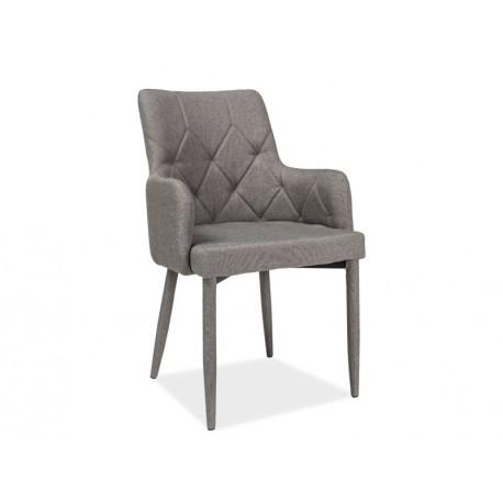 thumb Комплект стол обеденный Armani + стулья Ricardo Бежевый 6 шт. 5