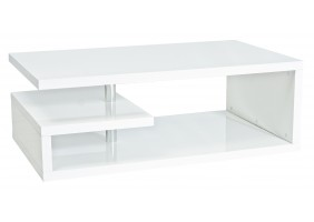 Журнальный стол Tierra 120х70 Белый