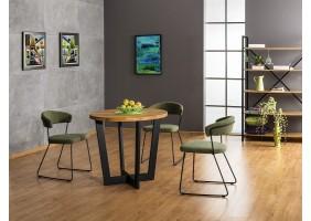 Стол обеденный Cono 150x90 Дуб/Черный