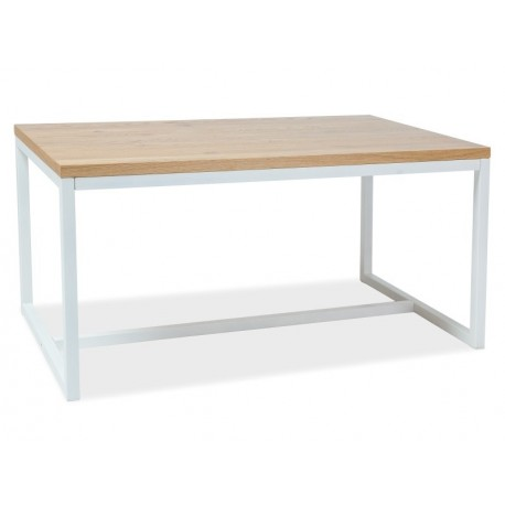 thumb Стол обеденный Loras A 180х90 Дуб/Белый 1