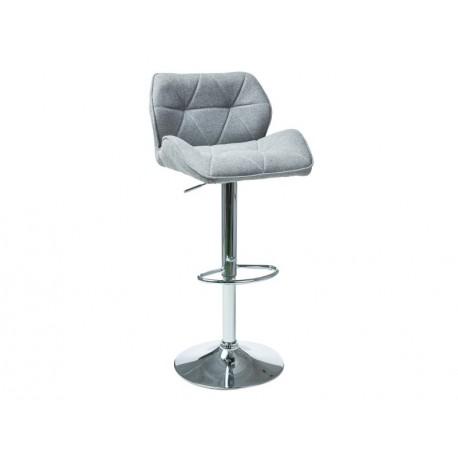 thumb Барный стул C-122 Серый 1