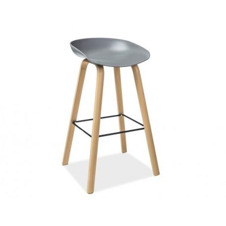 thumb Барный стул Sting Серый 1