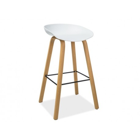 thumb Барный стул Sting Белый 1
