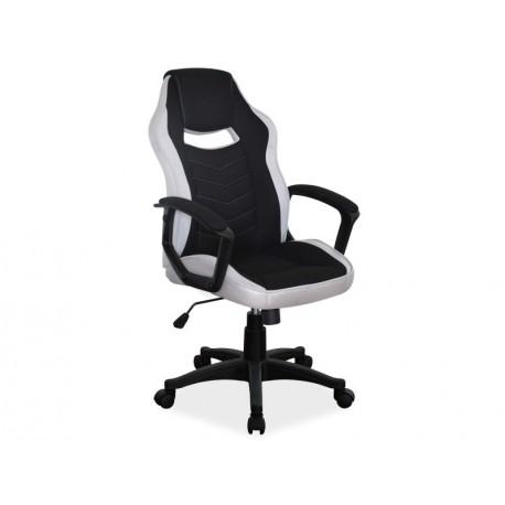 thumb Кресло Camaro Черный/Серый 1