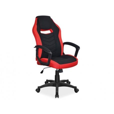 thumb Кресло Camaro Черный/Красный 1