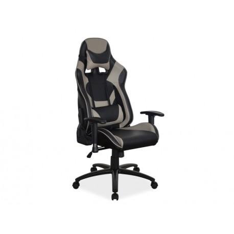 thumb Кресло Supra Черный/Серый 1