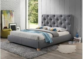Двуспальная кровать Bugatti 160X200 Серый