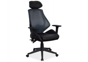 Кресло Q-406 Черный