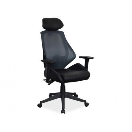 thumb Кресло Q-406 Черный 1