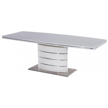 thumb Стол обеденный Fano 160(220)х90 Белый 2