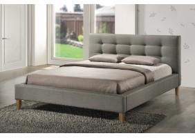 Двуспальная кровать Texas 180х200 Серый