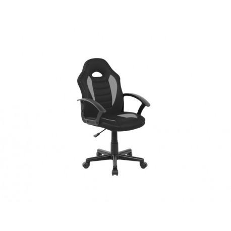 thumb Кресло Q-101 Черный/Серый 1
