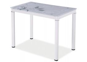Стол обеденный Damar 100 х 60 Белый