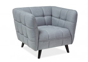 Кресло Castello 1 Серый