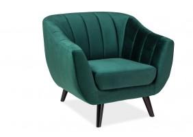 Кресло Elite Velvet 1 Зеленый