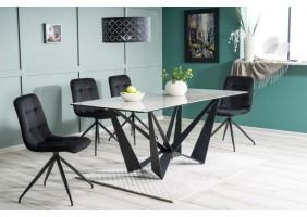 Стол обеденный Aston II Ceramic 180x90