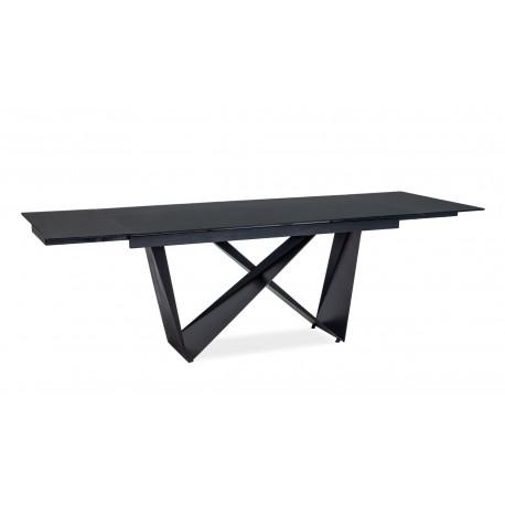 thumb Стол обеденный Cavalli 90x160 Черный Мат 11