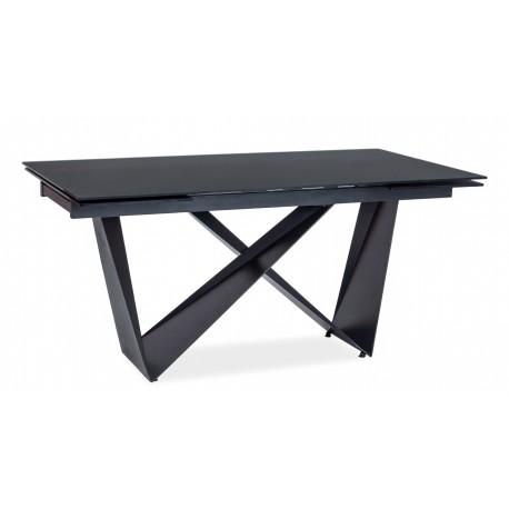 thumb Стол обеденный Cavalli 90x160 Черный Мат 12