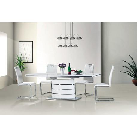 thumb Стол обеденный Fano 80x120 Белый 1