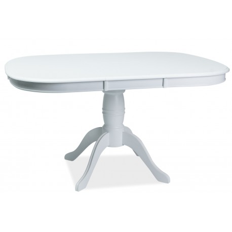 thumb Стол обеденный Florencja 106х106 Белый 1