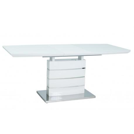 thumb Стол обеденный Leonardo 80x140 Белый лак 3