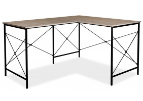 Компьютерный стол B-182 Дуб/Черный