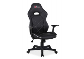 Кресло Boxter Черный/Белый