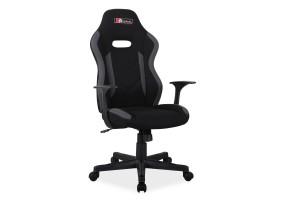 Кресло Rapid Черный/Серый