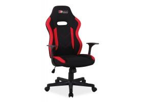 Кресло Rapid Черный/Красный