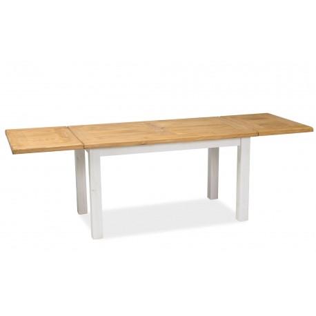 thumb Стол обеденный Poprad II 140х80 Коричневый Медовый/Сосна Патина 2