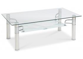 Журнальный стол Reni B II Прозрачный